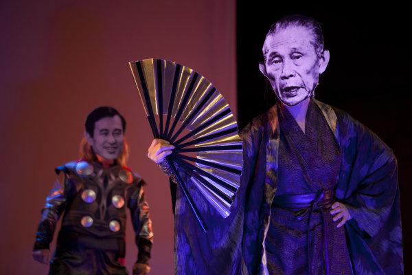 黑眼睛跨劇團《Taiwan 365─永遠的一天》劇照