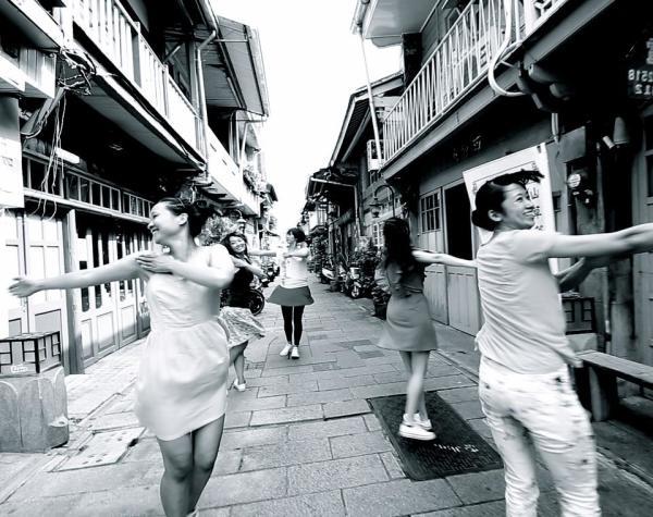 跳格國際舞蹈影像展:台北-城市祭-回望